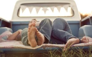 сон в машине