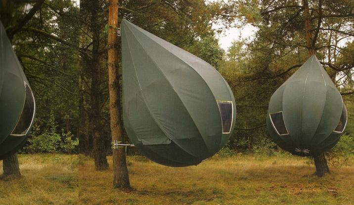 палатка на дереве2