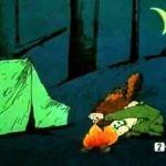 Как отопить палатку на природе