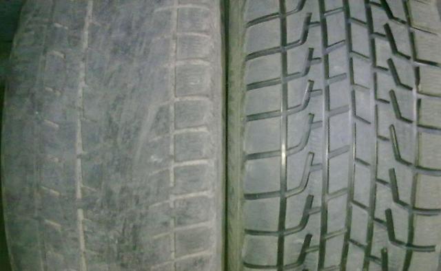 Нарезка протектора грузовых шин своими руками
