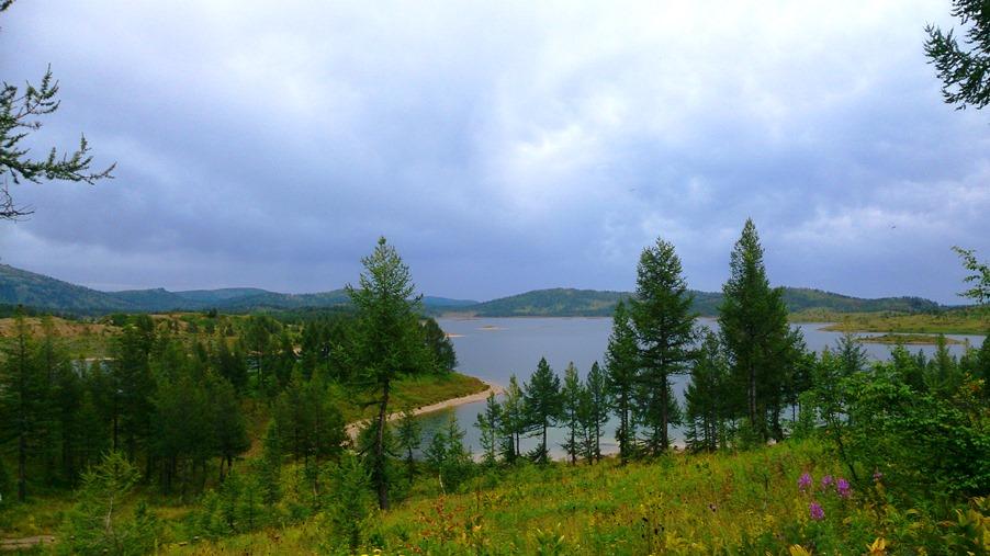 Малоульбинское водохранилище