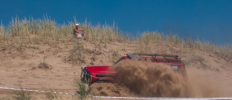 Пляжная гонка