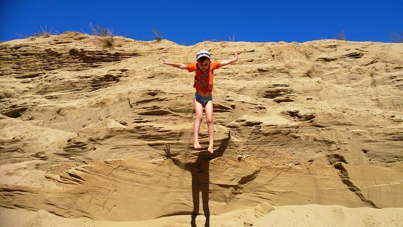 Песчаные пляжи на Бухтарме