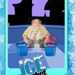 Флеш-моб на ДР или участие «Шатуна» в «Ice bucket challenge»