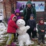 Молодые мамы Валентина и Елена делятся опытом отдыха с детьми