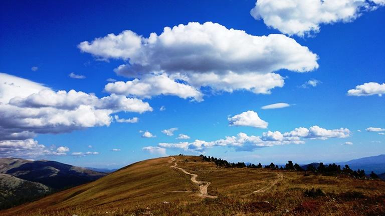 Горы Риддера