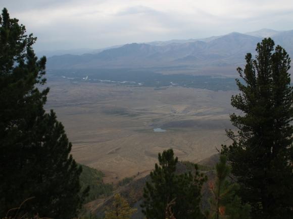 Перевал Бурхат