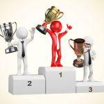 Награждение победителей Первенства ВКО по внедорожным видам спорта