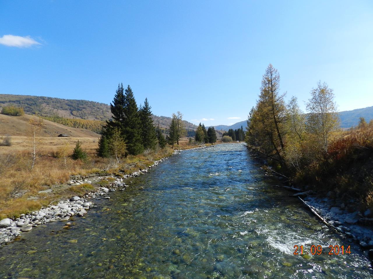 река Сорвенок