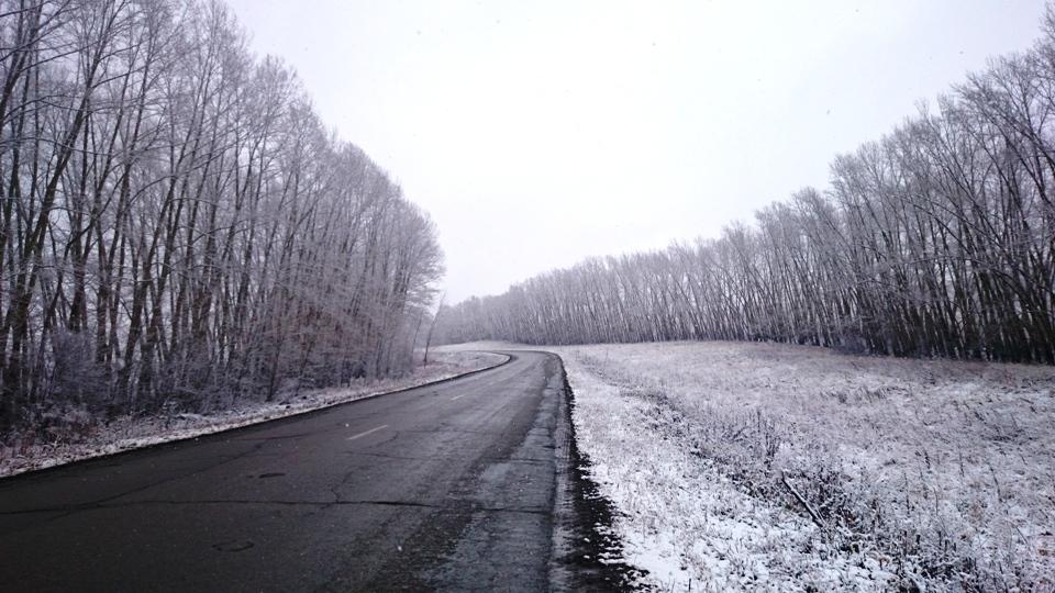 штурм зимнего