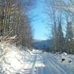 Зимняя сказка на Обдерихе